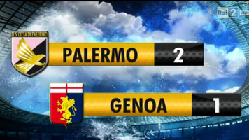 "Чемпионат Италии. ""Палермо"" - ""Дженоа"" 2:1 (Видео)"