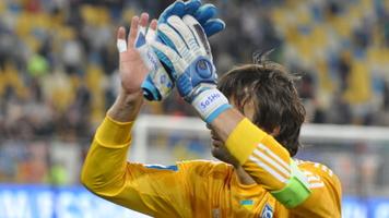 Шовковский стал рекордсменом чемпионатов Украины по сыгранным матчам