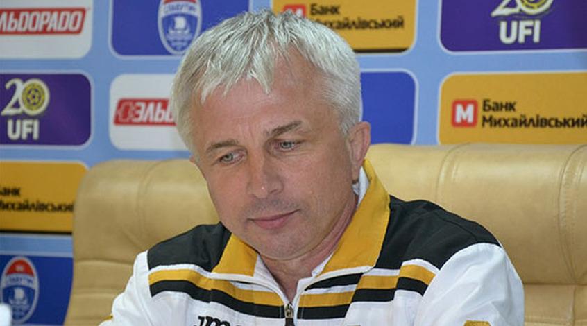 """Официально: Богдан Самардак больше не тренер """"Нивы"""""""
