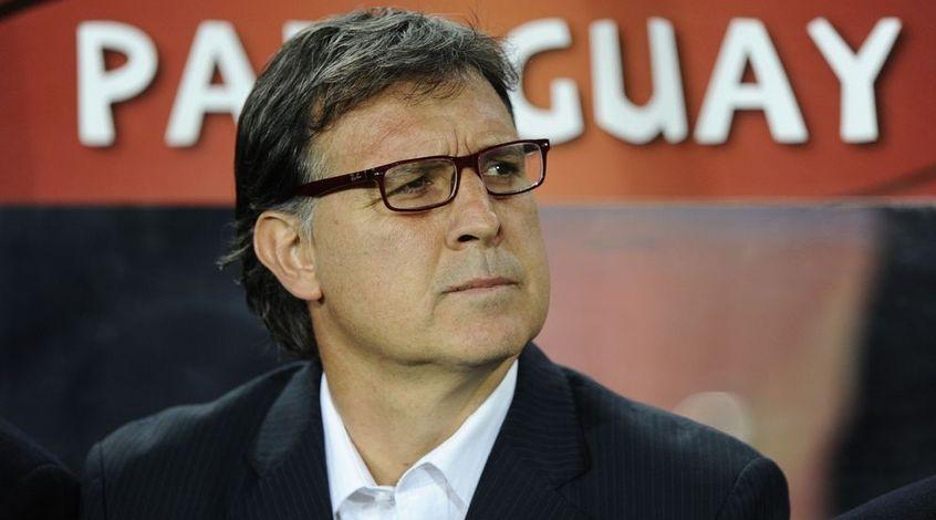 MLS: Херардо Мартино - тренер года