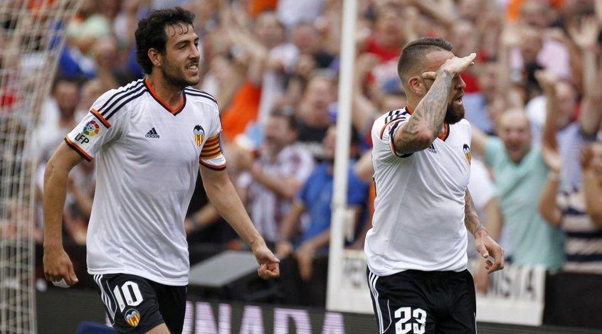 """""""Севилья"""" предложила """"Валенсии"""" 10 млн евро за Дани Парехо, но получила отказ"""