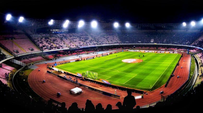 """Аурелио Де Лаурентис: """"Я понимаю ярость Анчелотти из-за стадиона """"Наполи"""""""