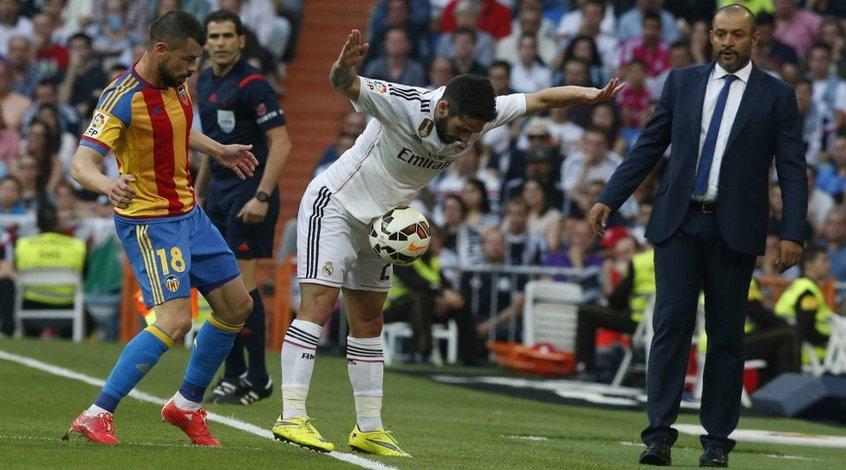 Валенсия чемпионат испании футбол cxtn