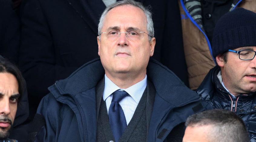 """Клаудио Лотито: """"Симоне Индзаги будет работать в """"Лацио"""" в течение последующих нескольких лет"""""""