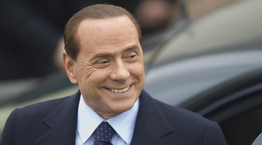 """Сильвио Берлускони: """"Чтобы привести """"Милан"""" к былому величию, верните клуб мне"""""""