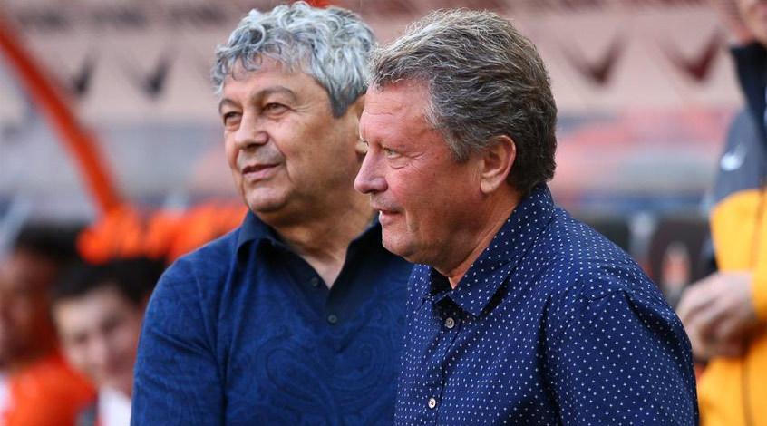 Тренерский форум УЕФА: приглашены Маркевич и Луческу