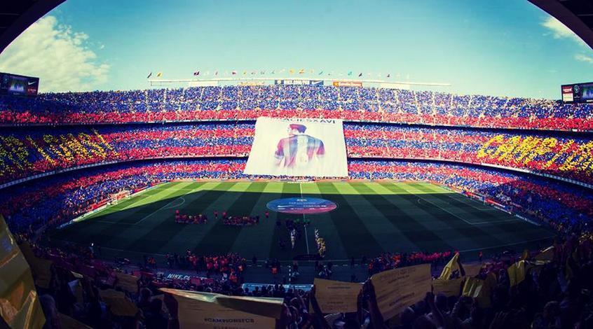 """""""Барселона"""" близка к продаже прав на название стадиона """"Камп Ноу"""""""