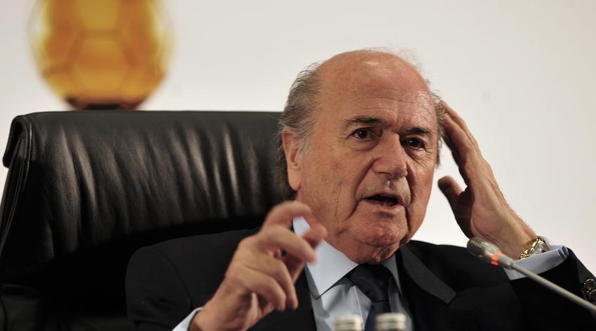 Йозеф Блаттер призывает ФИФА начать расследование в отношении Джанни Инфантино