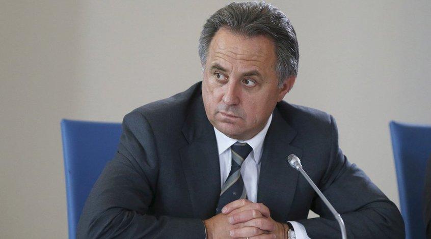 FA потребовала от ФИФА отстранить Мутко от исполнительного комитета ЧМ-2018