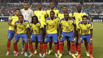 Федерация футбола Эквадора дисквалифицировала 5 игроков своей сборной