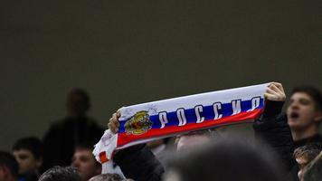 Сборная России: пьяные гуляния футболистов в честь выхода на Евро (+Видео)
