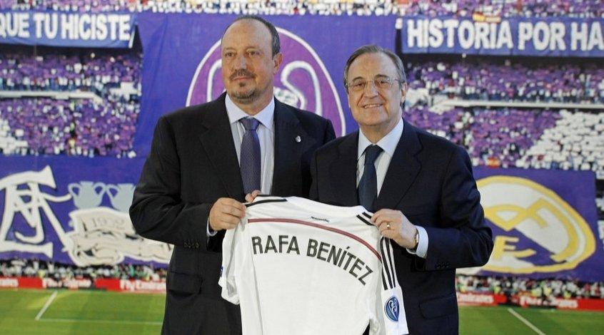 """Рафаэль Бенитес: """"В команде отличное настроение, играли хорошо"""""""