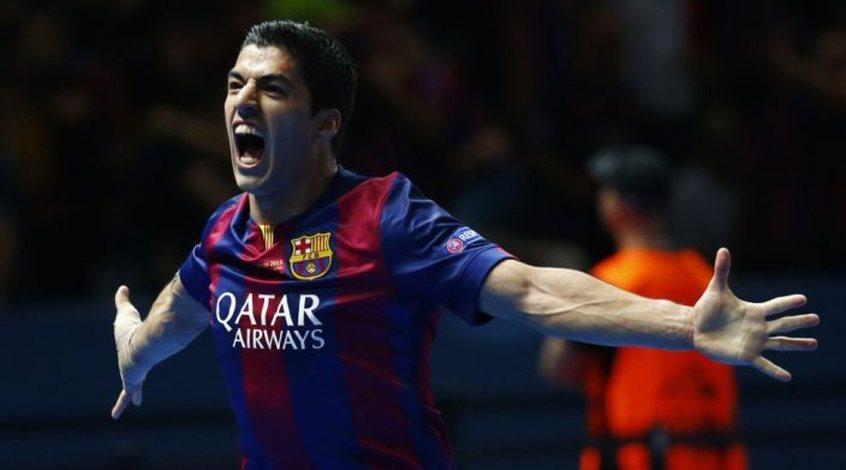 Луис Суарес забил 300-й гол в карьере