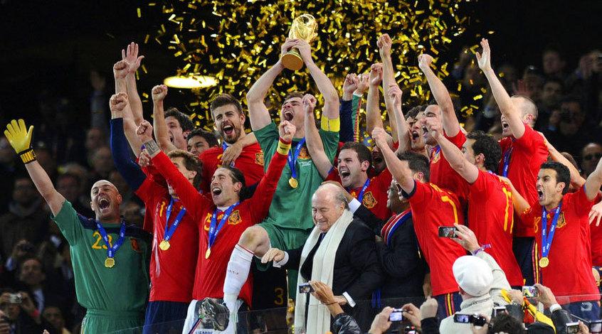 Испания представила необычную форму к Евро-2016 (+ Фото)