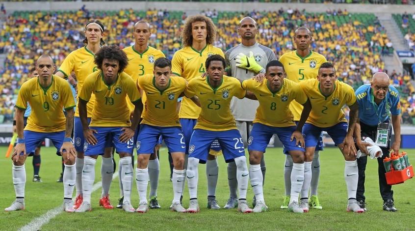 Сборные Бразилии и Японии проведут товарищеский матч во Франции