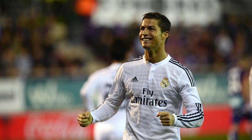 Криштиану Роналду – лучший футболист 2016 года по версии журнала FourFourTwo