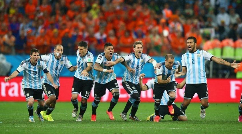 Месси, Марадона и Батистута попали в символическую сборную Аргентины всех времен