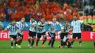 Аргентина: Андухар сломал руку и уже не сыграет на Копа Америка