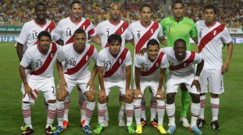 Сборная Перу огласила заявку на чемпионат мира-2018