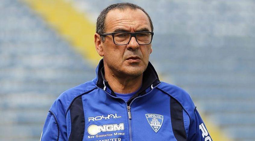 Маурицио Сарри - новая надежда Неаполя