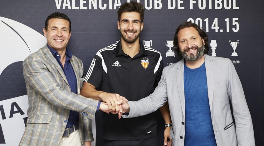 """""""Валенсия"""" готова продать Андре Гомеша не меньше, чем за 65 млн евро"""