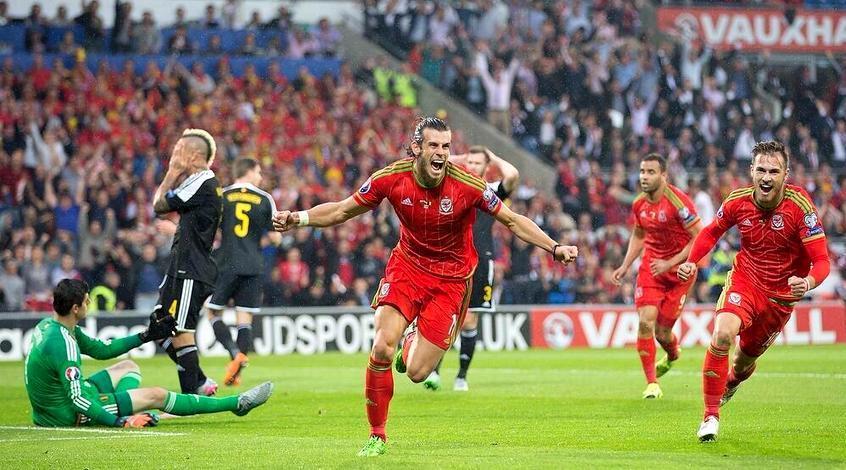 Уэльс - Бельгия 1:0. Результативный юбиляр