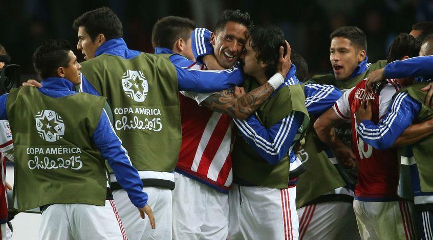 Аргентина - Парагвай 2:2. Внезапный камбэк
