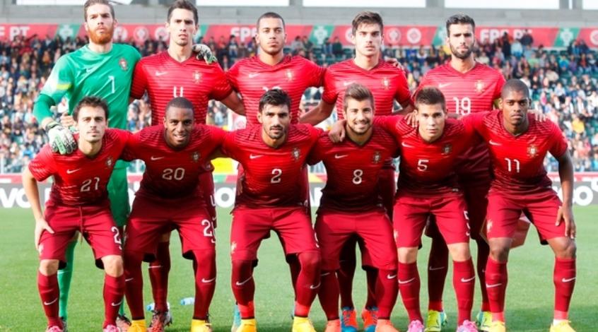 FootBoom.com представляет участника Евро-2015 (U-21): сборная Португалии