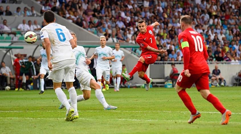 Словения - Англия 2:3. Дебютный гол? Держите два!