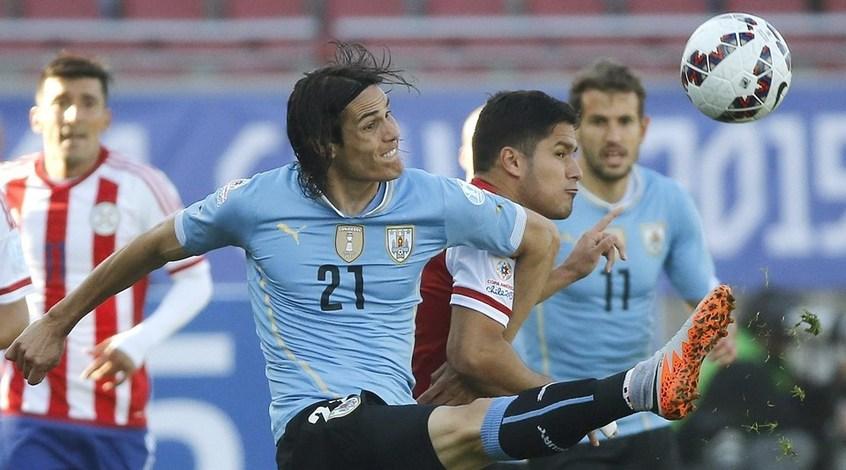 Уругвай - Парагвай 1:1. Результат устроил всех