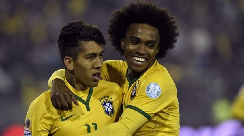Товарищеский матч. Бразилия - Сенегал 1:1