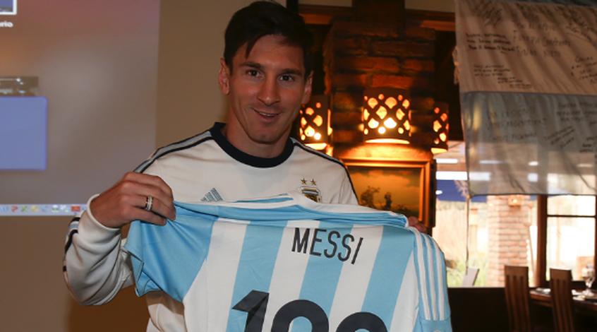 Лионель Месси вызван в сборную Аргентины впервые после ЧМ-2018