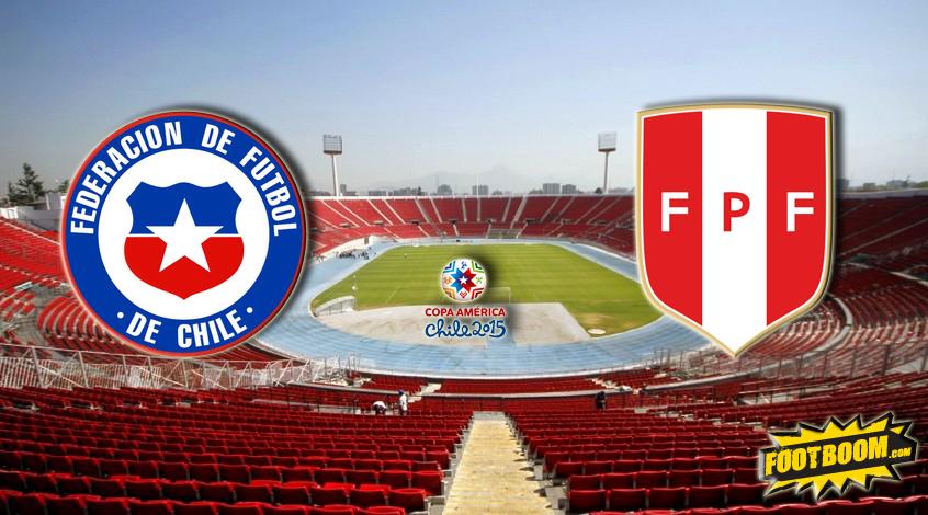 Чили - Перу. Анонс и прогноз матча