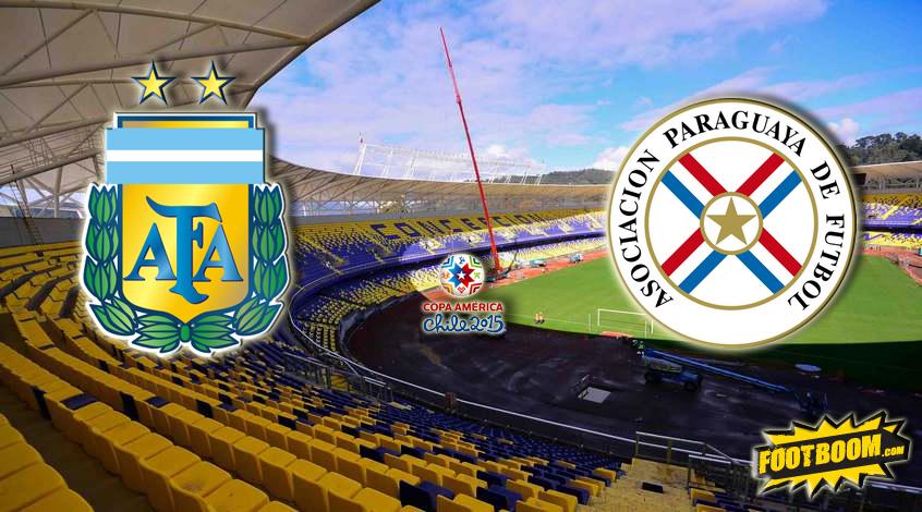 Аргентина - Парагвай. Анонс и прогноз матча
