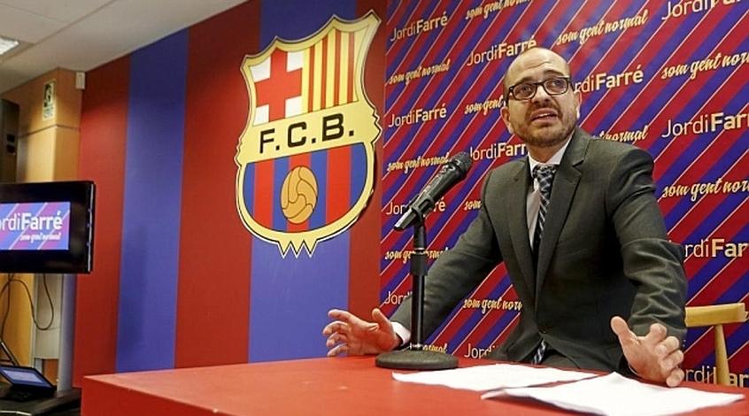 """Кандидат в президенты """"Барселоны"""" нашел спонсора на 40 млн евро"""