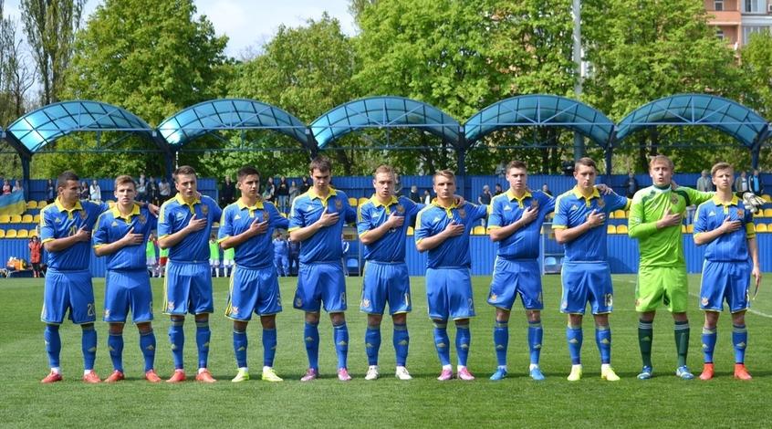 Сборная Украины U-19: Головко взял в Грецию 20 футболистов