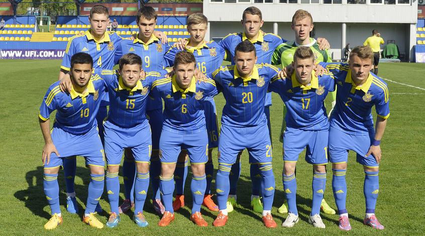 Сборная Украины U-19: от Борячука до Шведа
