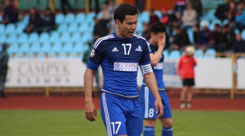 Тана� Н��е�баев покин�л quotА��ан�quot П�ем�е�лига Ф��бол