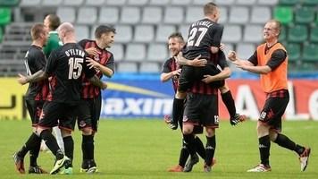 Лига чемпионов. Чемпион Гибралтара прошел во второй квалификационный раунд
