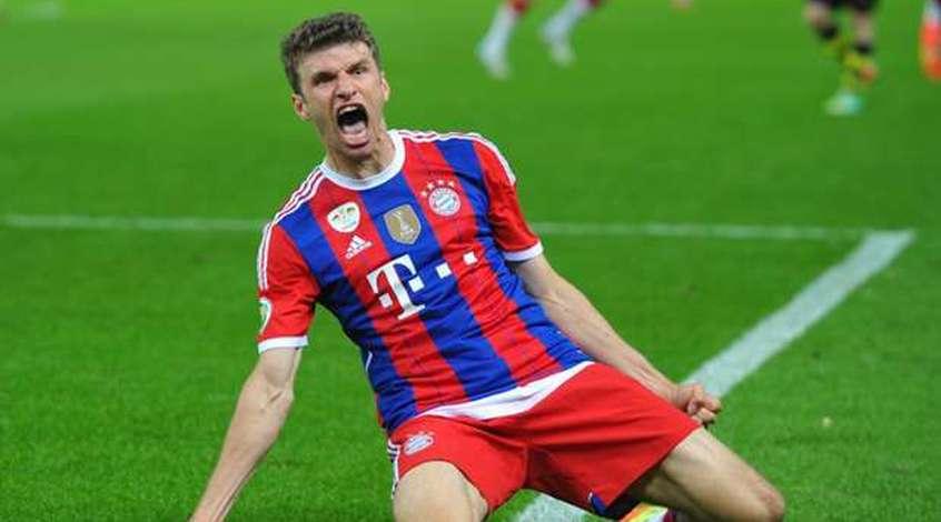 """""""Бавария"""" - """"Байер"""" 3:0. На второй раз не хватило"""