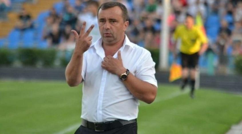 """Руслан Забранский: не получилось отобрать очки у """"Ильичевца"""""""