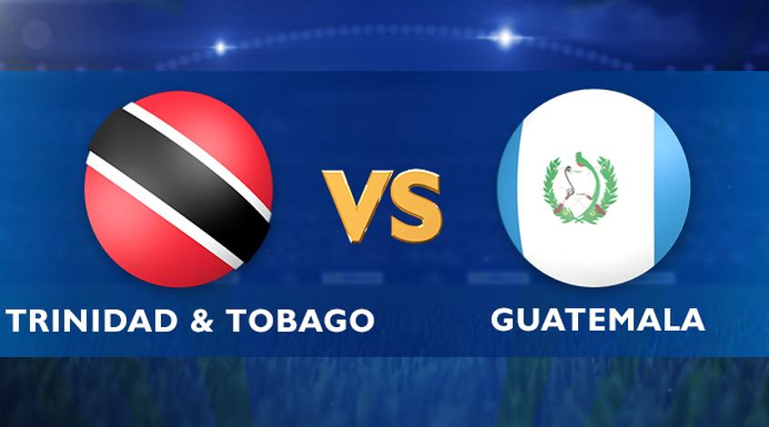 Золотой Кубок КОНКАКАФ-2015. Тринидад и Тобаго - Гватемала 3:1. Тринидадский блицкриг (Видео)