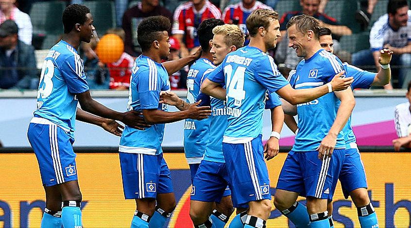 """Telekom Cup: """"Бавария"""" заняла последнее место на турнире"""