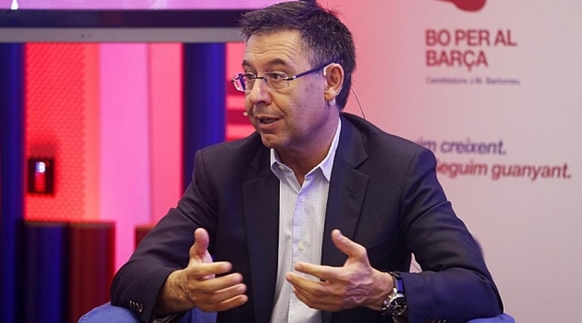 """Хосеп Бартомеу: """"Готовимся к эпохе после Месси, подписываем молодых"""""""
