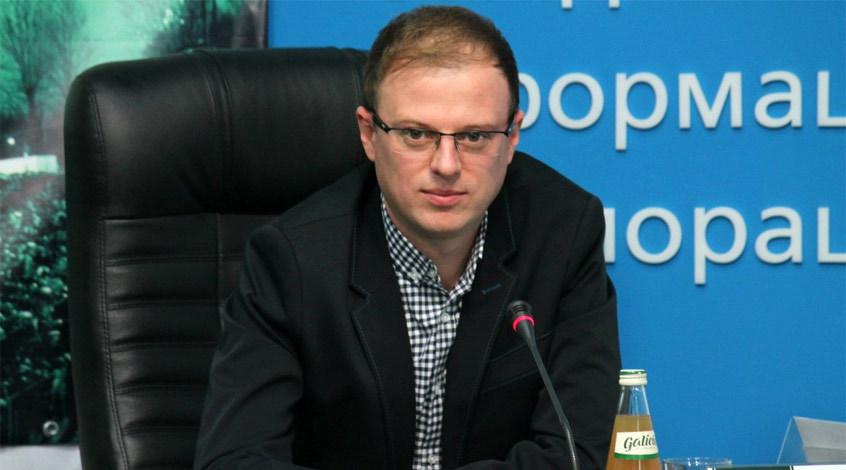 """Виктор Вацко: """"В """"Днепре"""" включен режим экономии"""""""