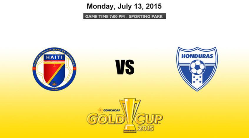 Золотой Кубок КОНКАКАФ-2015. Гаити - Гондурас 1:0. Островитяне в плей-офф (Видео)