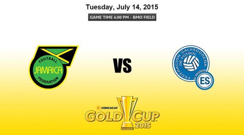 Золотой Кубок КОНКАКАФ-2015. Ямайка - Сальвадор 1:0. Регги-бойз выигрывают группу (Видео)