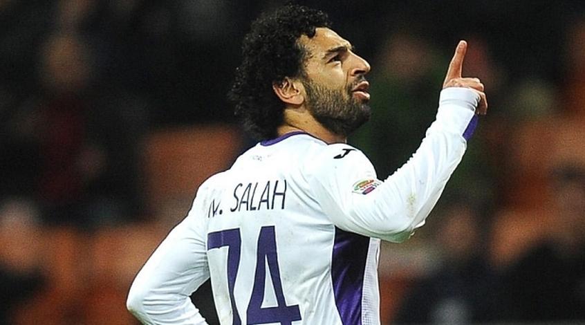 """Мохамед Салах: """"Все в мире будут наблюдать за матчем с """"Манчестер Юнайтед"""""""