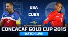 Золотой Кубок КОНКАКАФ-2015. США - Куба 6:0. Американцы покуражились (Видео)