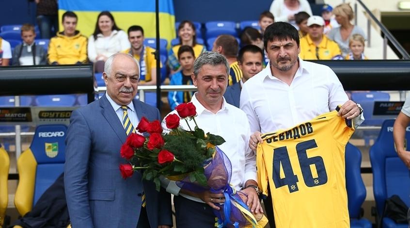 Курченко в Москве ждет Севидова и Бойцана